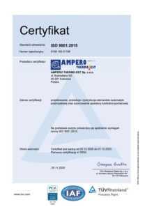 Ampero-Certyfikat-ISO9001-2008-2015